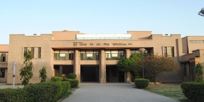 Guru Nanak Dev Polytechnic Delhi