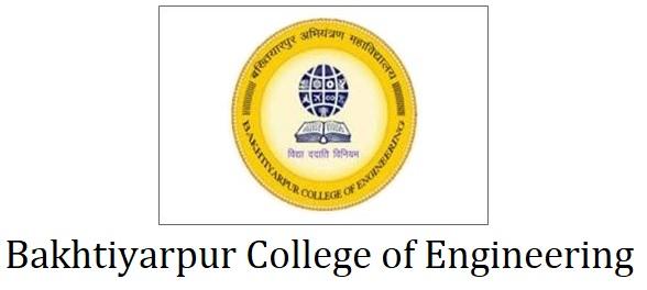 Bakhtiyarpur college of Engineering
