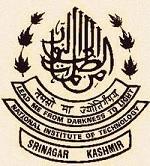 NIT Srinagar Logo
