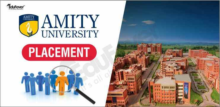 Amity University Placement Package Offered Recruiters