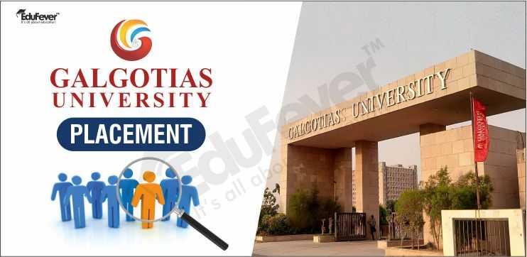 Galgotias University Placement