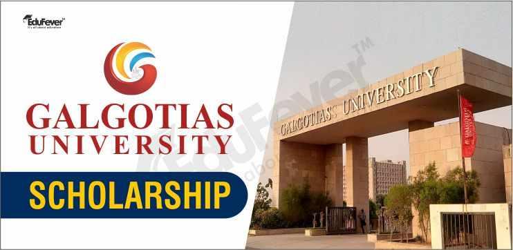 Galgotias University Scholarship