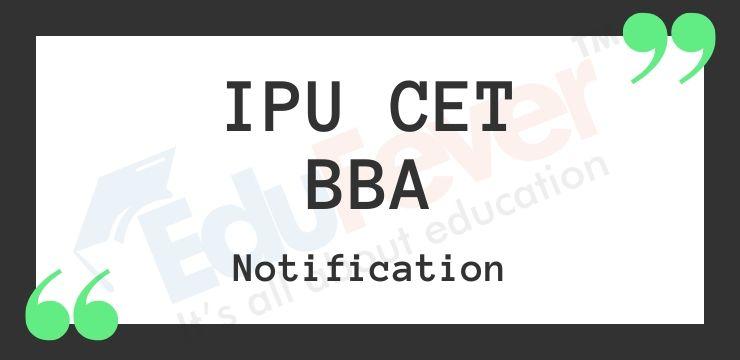 IPU CET BBA