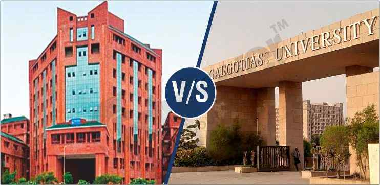 Which University is Better Sharda or Galgotias