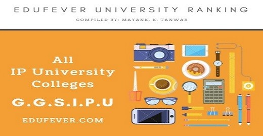 IP University colleges
