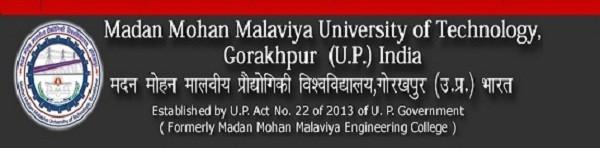 MMMUT Gorakhpur