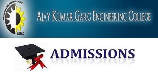 AKGEC Ghaziabad Admission, Ajay Kumar Garg Engineering College Admission