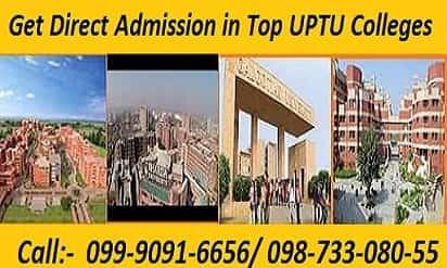 top UPTU Colleges