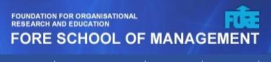 FORE School of Management Delhi