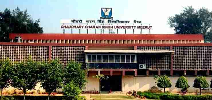 Chaudary Charan Singh University Meerut