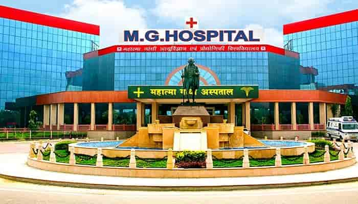 Mahatma Gandhi Medical College and Hospital Jaipur
