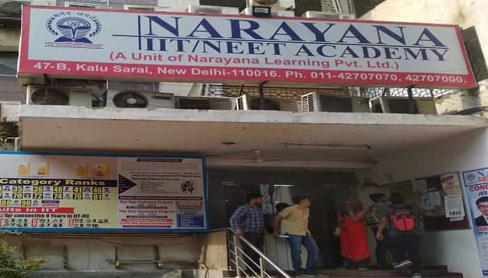 Narayana AcademyDelhi