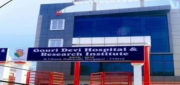 Gouri Devi Institute of Medical Sciences and Hospital Durgapur