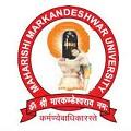 Maharishi Markandeshwar Institute of Medical Sciences and Research Mullana