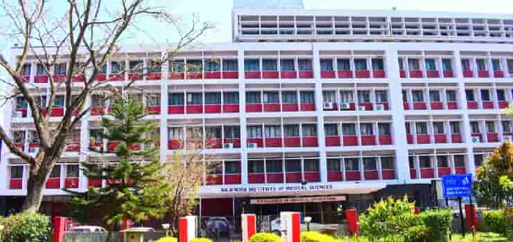 Rajendra Institute of Medical Sciences Ranchi