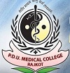 Pandit Deendayal Upadhyay Medical College, PDUMC Rajkot (Gujarat)