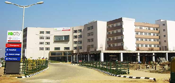 IQ-City Medical College Burdwan