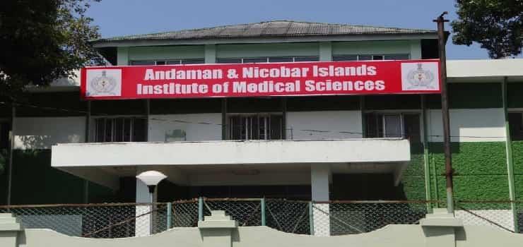 Andaman and Nicobar Islands Institute of Medical Sciences Blair