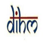 DIHM New Delhi logo