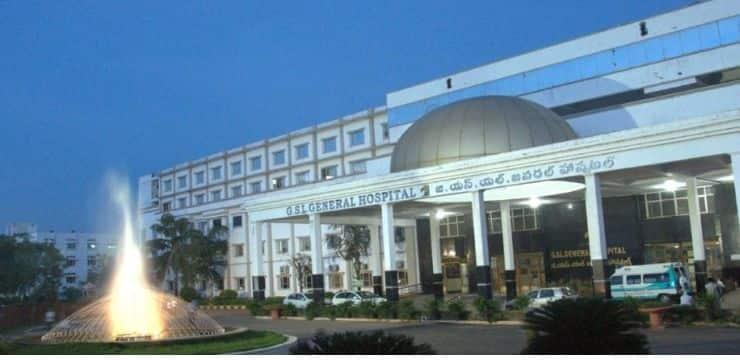 GSL Medical College Rajahmundry
