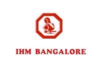 IHM Bengaluru logo