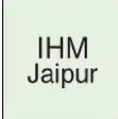 IHM Jaipur logo