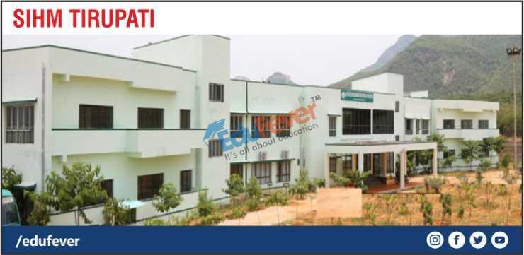 SIHM Tirupati