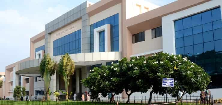 Jawaharlal Institute of Postgraduate Medical Education & Research Pondicherry