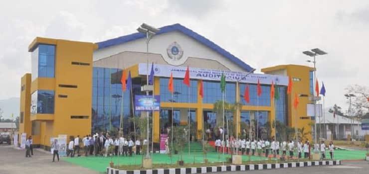 Jawaharlal Nehru Institute of Medical Sciences Imphal