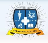 S V S Medical College Mehboobnagar (Telangana)