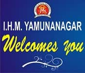 State Institute of Hotel Management Yamunanagar (SIHM Yamunanagar)