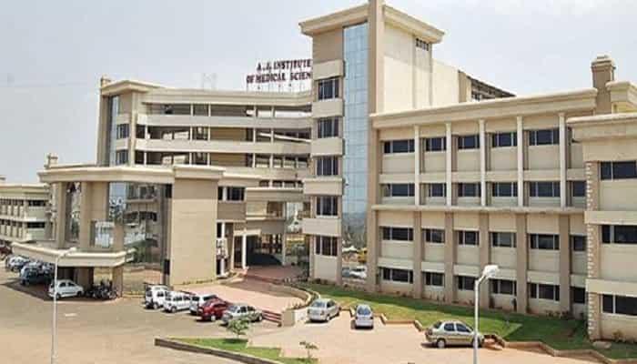 A J Institute of Medical Sciences