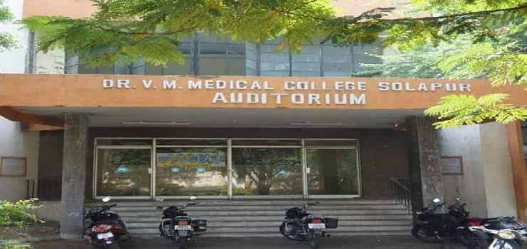 Dr Vaishampayan Memorial Medical College Solapur