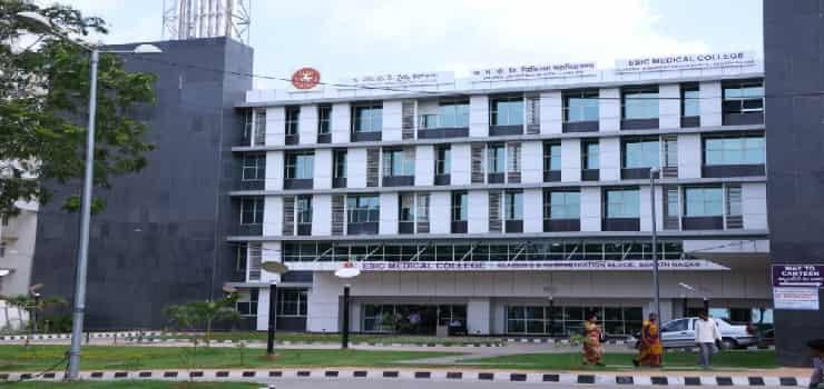 Employees State Insurance Corporation Medical College Sanath Nagar, Hyderabad