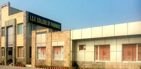 I.S. F. College of Pharmacy Moga