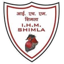 IHM Shimla Logo