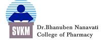 SVKM's Dr Bhanuben Nanavati College of Pharmacy logo