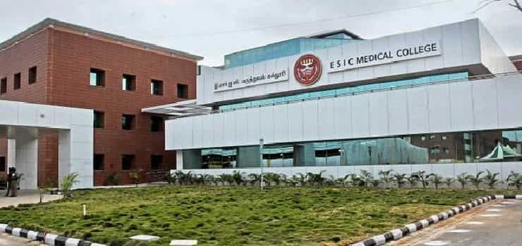 Government Medical College & ESIC Hospital, Coimbatore, Tamil Nadu