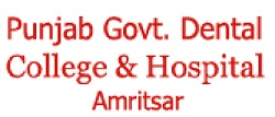 Govt Dental College Amritsar