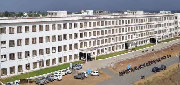 RKDF Medical College Hospital & Research Centre, Jatkhedi, Bhopal