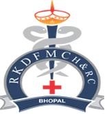 RKDF Medical College logo