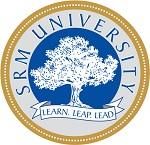 SRM dental college logo