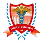 Santosh Dental College logo