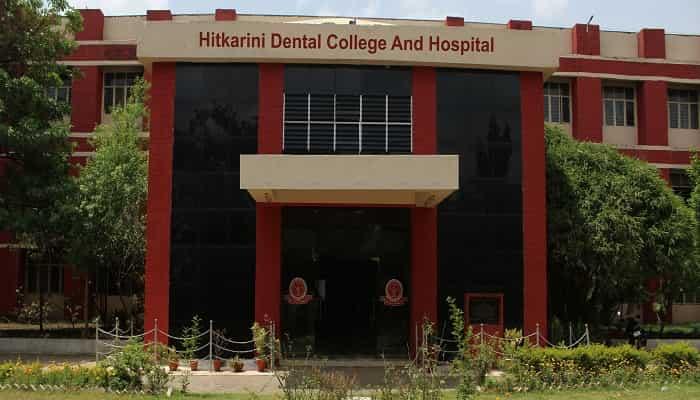 Hitkarini Dental College jabalpur