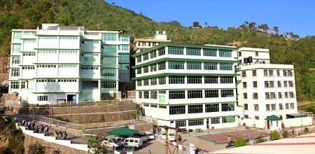 L.R. Institute of Pharmacy, Solan