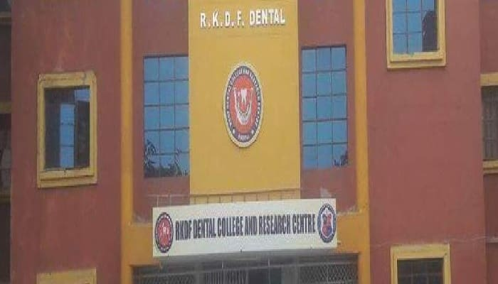 RKDF Dental College and Research Centre Bhopal