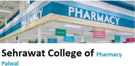 Sehrawat College of Pharmacy Palwal