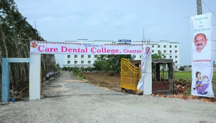Care Dental College Guntur