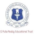 G Pulla Reddy Dental College Kurnool