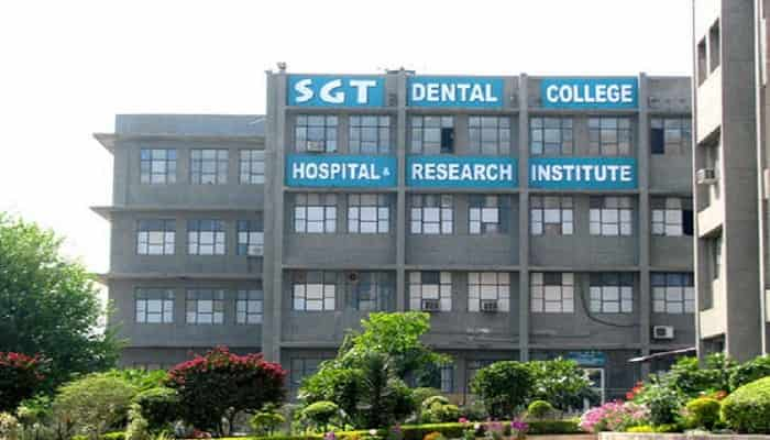SGT Dental College Hospital & Research Institute Gurgaon